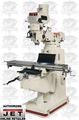 JET 690321 JTM-1055 Vertical Milling Machine PLUS 300S DRO,X&Y TPFA