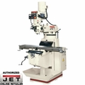 JET 690404 JTM-1050EVS/230 Mill with 411 DRO & X-Axis TPFA