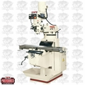 JET 690419 JTM-1050EVS Mill/Drill w/ 3-Axis ACU-RITE VUE DRO (Quill)