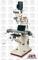 JET 691179 JVM-836-3 1.5HP 3PH 230V Vertical Milling Machine PLUS DP700-DRO