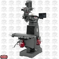 JET 691192 JTM-1 2HP 3PH 230V Mill + DRO DP700 3-axis Quill, X-Y Powerfeed
