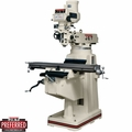 JET 691205 Vertical Milling Machine