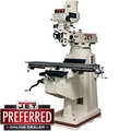 JET 691209 Vertical Milling Machine