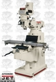 JET 691215 JTM-1050EVS/230 3HP 3PH 230V Vertical Milling Machine