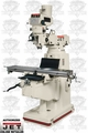 JET 691221 JTM-1050EVS/460 3HP 3PH 460V Vertical Milling Machine