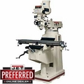 JET 691225 Vertical Milling Machine