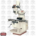 JET 691419 JTM-1050EVS Mill/Drill w/ 3-Axis ACU-RITE VUE DRO (Quill)