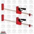 "JET 70412 2pk 12"" Parallel Bar Clamp"