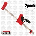 "JET 70424 2pk 24"" Parallel Clamp"