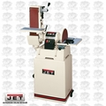 JET 708598K Belt/Disc Sander PLUS Closed Stand