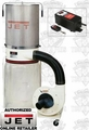 Jet 708636RCK Model DC-1100 Dust Collector Kit