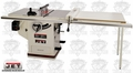 "JET 708675PK JTAS-10XL50-1DX 10"" Deluxe Xacta Table Saw + 50"" Xacta Fence II"