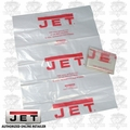 JET 709563 Collection Bag Clear Plastic 20'' Diameter (Pack of 5)