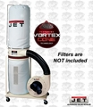 JET 710703 DC-1200VX-3 Dust Collector (No Filters)