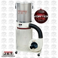 JET 710704K DC-1200VX-CK3 2HP 3PH 230/460V Vortex Dust Collector