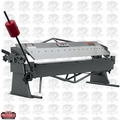 "JET 754105 50"" x 16 Gauge Bench Model Box & Pan Brake"