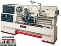 "JET GH-1660ZX ZX Series Large Spindle Bore Lathes ""ALL"""