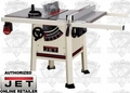 "Jet JPS-10 708482K 10"" Proshop Table Saw"
