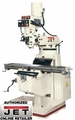 "JET  Milling Machines ""ALL"""