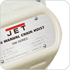 JET S90 Series Chain Hoists