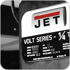 JET VOLT Variable Speed Electric Hoists