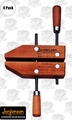"Jorgensen Type 0 6pk 8"" Jaw Length Wood Clamp"