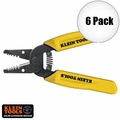 Klein 11045 6pk 10-18 Gauge Wire Stripper