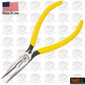 "Klein D203-8 8"" Long Nose Pliers"