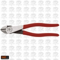 "Klein D248-8 8"" High Leverage Angled Head Diagonal Cutting Pliers"
