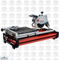 """Lackmond BEAST7 7"""" The Beast Bench Top Wet Tile Saw OB"""