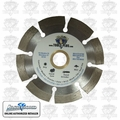 "Lackmond SG7SPL 7"" x .125"" x 7/8""-20mm-5/8"" Segmented Diamond Blade"