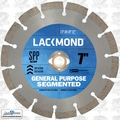 "Lackmond SG7SPP 7"" x .125"" x 7/8""-20mm-5/8"" Segmented Diamond Blade"