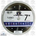 "Lackmond TB7SPP Continous Rim Diamond Blade 7"" x .100"