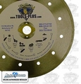 "Lackmond TL7SPL 7"" x .060 x 5/8"" Dry Diamond Tile Blade"