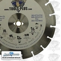 "Lackmond WP51011058 10"" x .110 x 5/8"" Wet Masonry Diamond Tile Saw Blade"