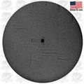 "Lake Country 44-7650KR 7"" 7"" Black Finessing Kompressor Foam Pad"