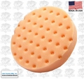 "Lake Country 78-2165-152M 6-1/2"" Orange CCS Auto Buffing Pad"