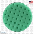 "Lake Country 78-3165-152M 6-1/2"" Green CCS Heavy Polishing Pad"