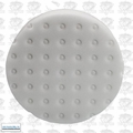 "Lake Country 78-6165-152M 6-1/2"" White CCS Auto Buffing Pad"
