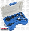 Lenox 1200G 17 Piece General Purpose Hole Saw Kit 308201200G