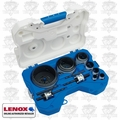 Lenox 1200P 17 Piece Plumbers Hole Saw Kit 308011200P