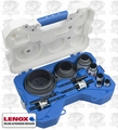Lenox 2000G 26pc Industrial Big Daddy Bi-Metal Hole Saw Kit 308042000G