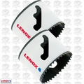 "Lenox 34L 2pk 2-1/8"" Bi-Metal Hole Saw 3003434L"