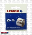 "Lenox 44HC 2-3/4"" One Tooth Wood Hole Cutter"