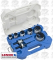 Lenox 700G 7 pc Bi-Metal General Purpose & Locksmith Hole Saw Kit 30807700G