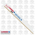 "Lenox 810G 5pk 8"" x 10 TPI ARC Style Gold Reciprocating Saw Blades"