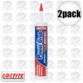 Loctite 1589157 2pk 10 OZ Power Grab Heavy Duty Construction Adhesive