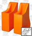 Lynn HP LadderPads for Extension Ladders protect the House