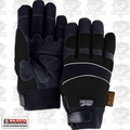 Majestic 2145BKH Armor Skin Black Heatlok Glove Large