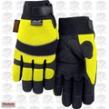 Majestic 2145HYH Armor Skin Hi-Vis Heatlok Glove Medium